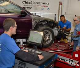 Collision Repair School