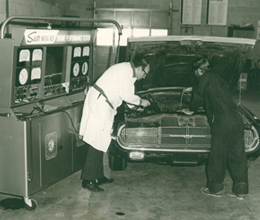 Automotive Training Center's Exton Campus circa 1970's