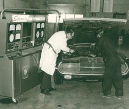 Automotive Training Center's Exton Campus circa 1970's