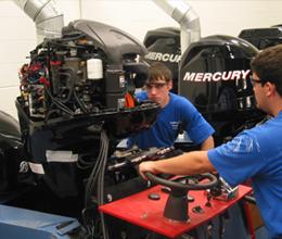 Marine Engine Mechanics