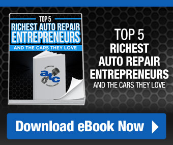 Top 5 Richest Auto Repair Entrepreneurs (And The Cars They Love)