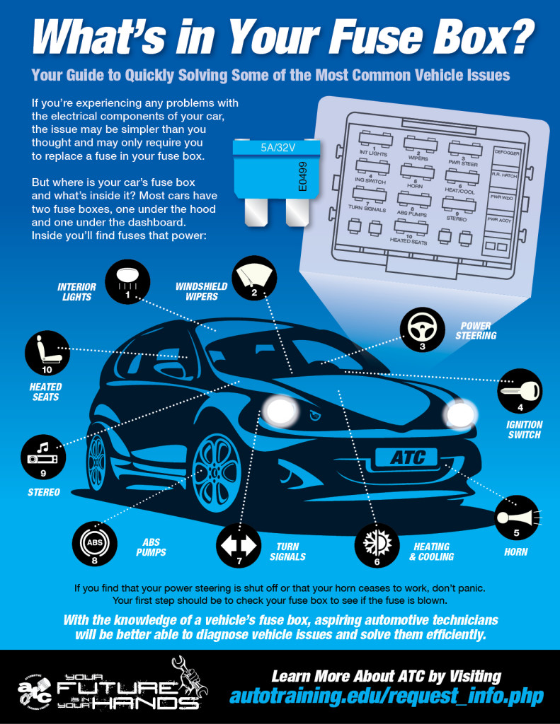 What's In Your Car's Fuse Box