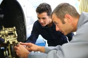 Auto Training Teaching