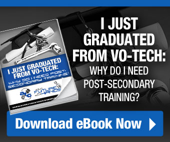 I Just Graduated From Vo-Tech: Why Do I Need Post-Secondary Training?