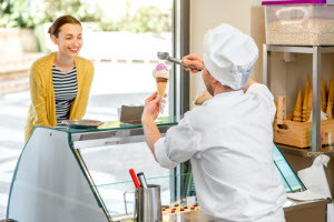 Bucks County Ice cream shops