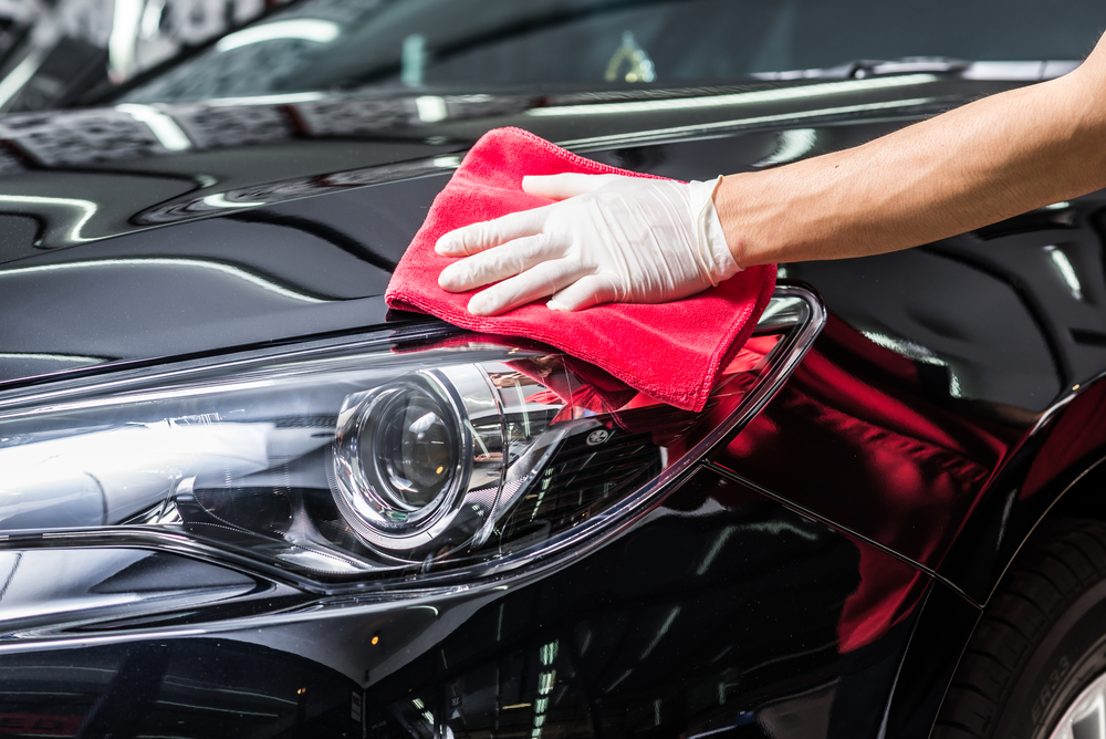 Benefits of Car Waxing