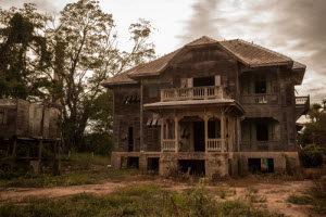 Scary Asylums