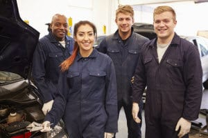 Auto Technician School Warminster PA