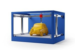3D Car Printing
