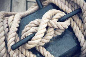 Figure Eight Boat Knot