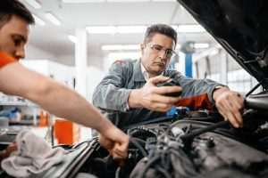 Becoming a Diesel Mechanic