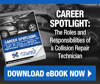 Collision Repair Tech