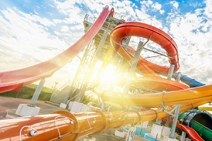 Exciting Water Slides