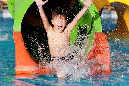 Kid-Friendly Waterpark