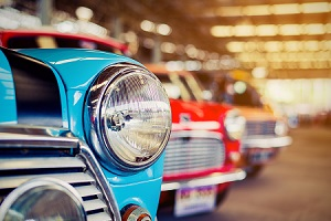 Car Show Event in Bucks County
