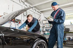 Studying Automotive Technology