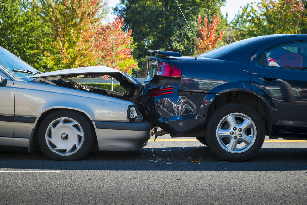 How Is a Fender Bender Fixed?
