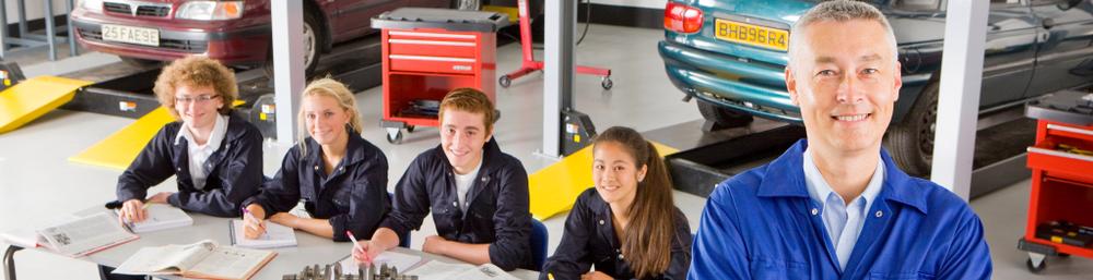 Auto Mechanic School Near King of Prussia, PA