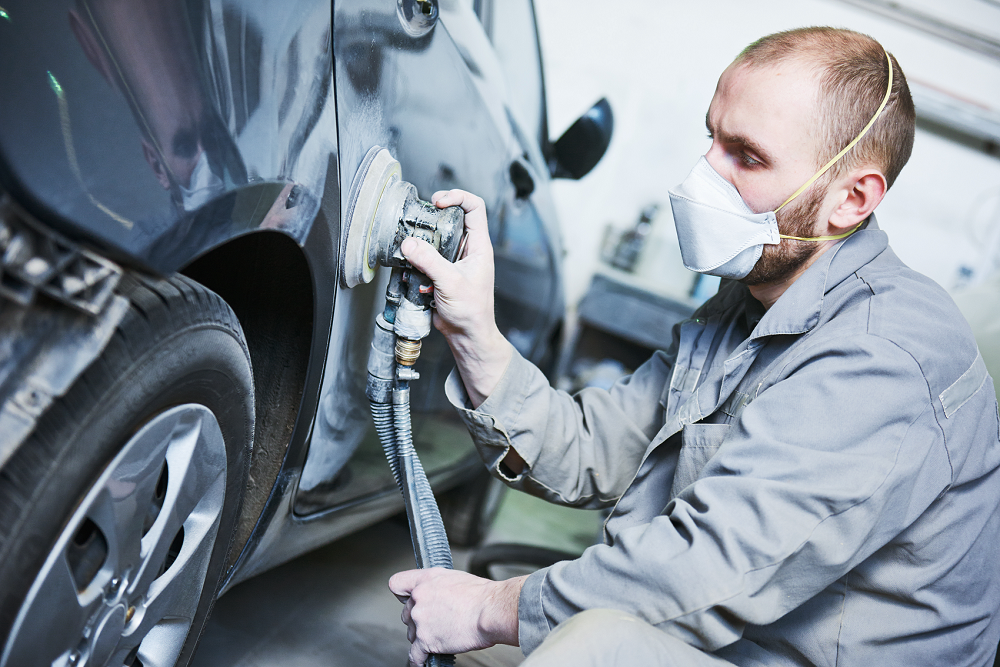 Collision Repair Program