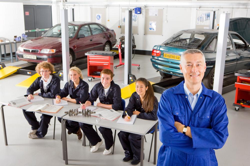 Auto Mechanic School Exton PA