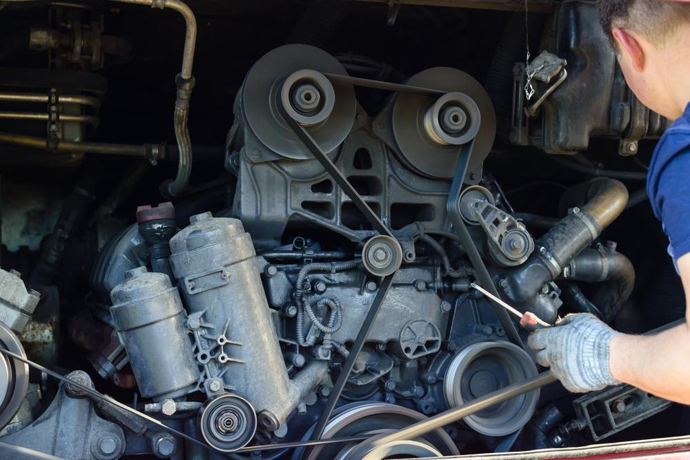 Diesel Mechanic Program