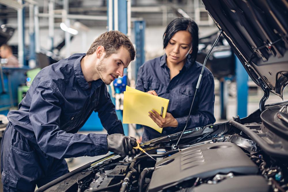 Salary Mechanic Auto Technician